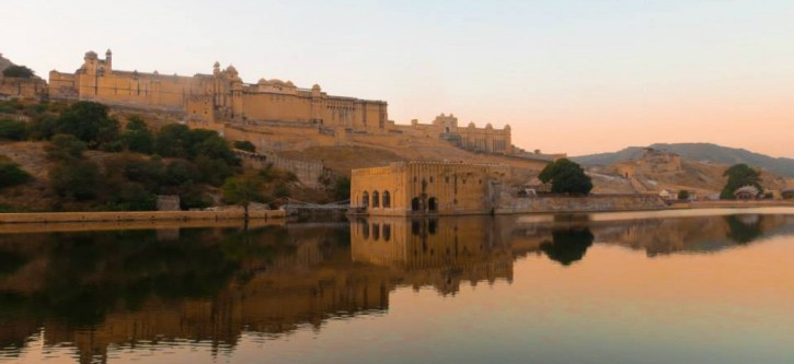 Beautiful Amber Fort