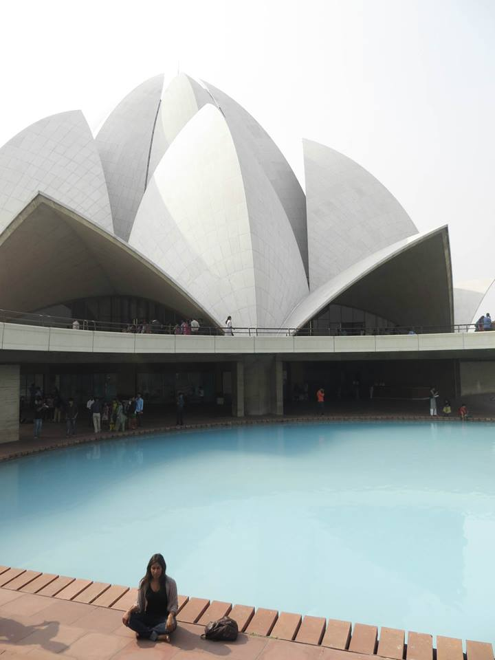 Lotus Temple 2