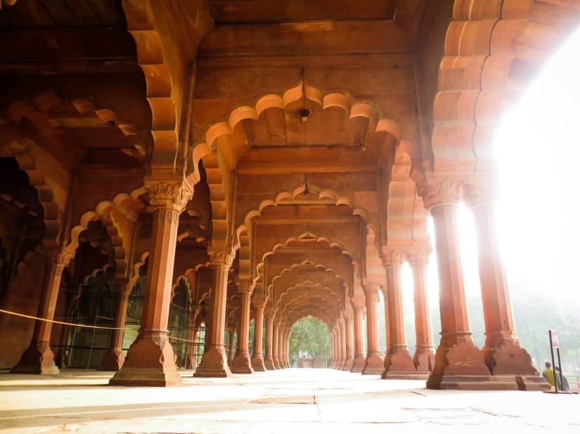 INDIA: DELHI &AGRA